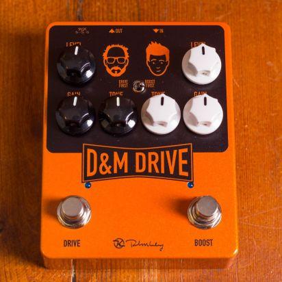 Keeley D&M Drive