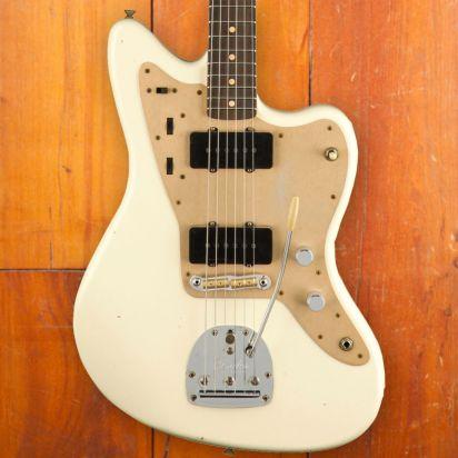 Fender CS LTD 1959 Jazzmaster, Journeyman Relic, '55 Desert Tan
