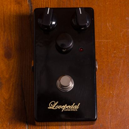 Lovepedal BBB 11 special custom shop HW