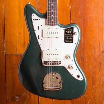 Fender American Original Jazzmaster Sherwood Green Limited Edition