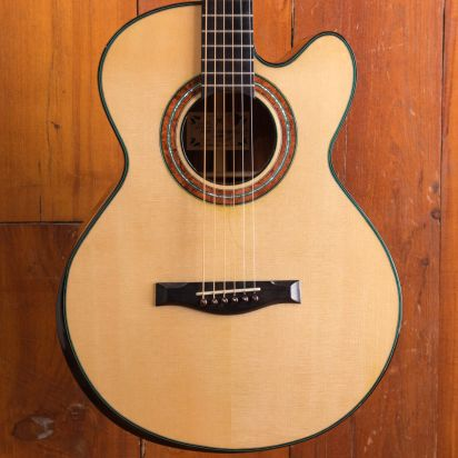 Diversen Maingard 2017 OM Acoustic Guitar