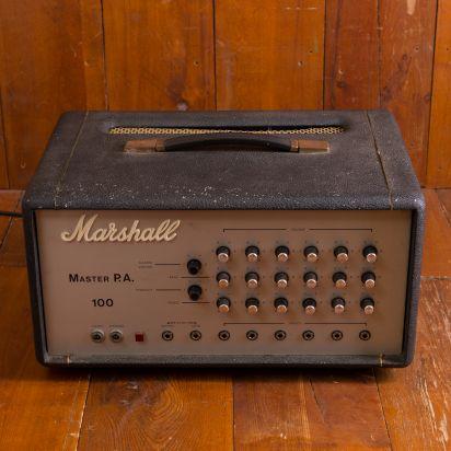 Marshall Master PA 100