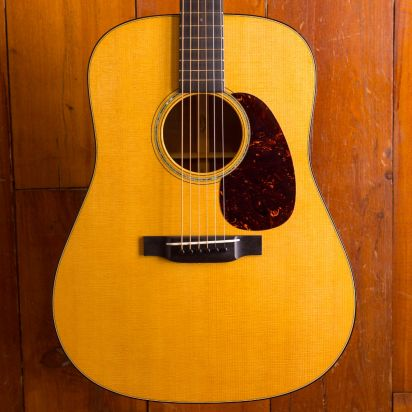 Martin Custom Shop Dreadnought - Figured Sinker Mahogany 15th Anniversary
