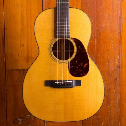Martin Custom Shop 00 - Figured Sinker Mahogany 15th Anniversary