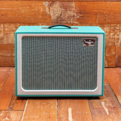 Tone King Imperial MKII Cabinet, Turquoise