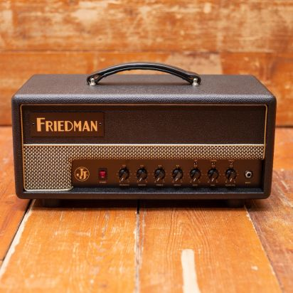 Friedman JJ Junior Head, 20 Watts, Black & Vintage Cloth