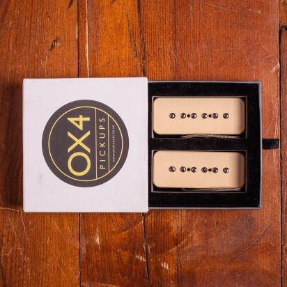 OX4 Pickups P90 Set