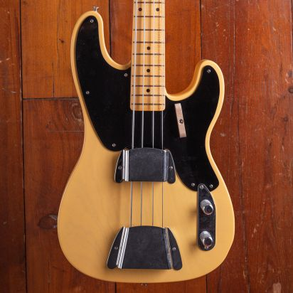 Fender  CS 1951 P-bass, Butterscotch
