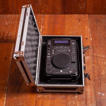 Diversen 2x CD speler in cases