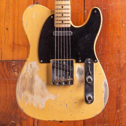Fender CS 1951 Telecaster Master Built Dennis Galuszka