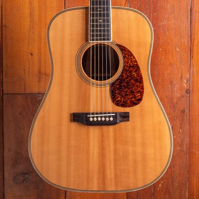 Paul Berger Custom Dreadnought