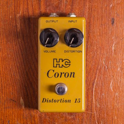 Diversen HC Coron Overdrive
