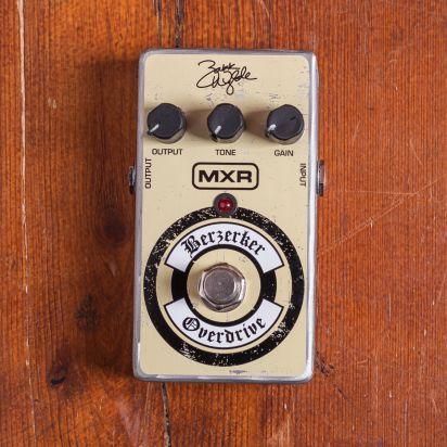MXR Berzeker Overdrive