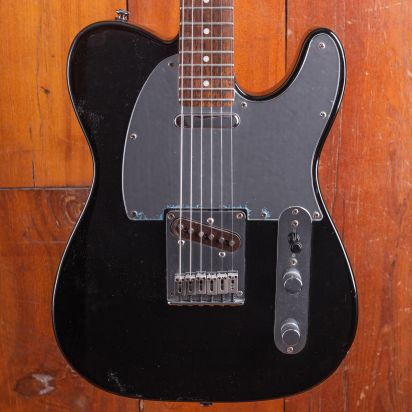 Squier Telecaster Mirror Black
