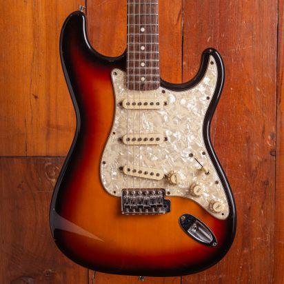 Fender CIJ Stratocaster Sunburst