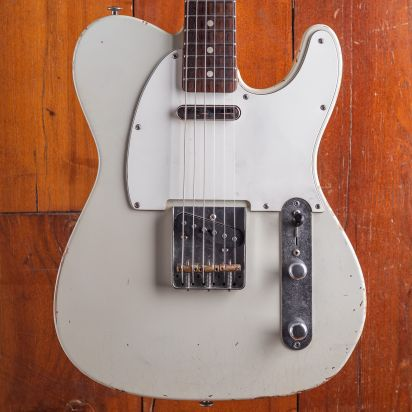 Haar Guitars Telecaster 2020 relic