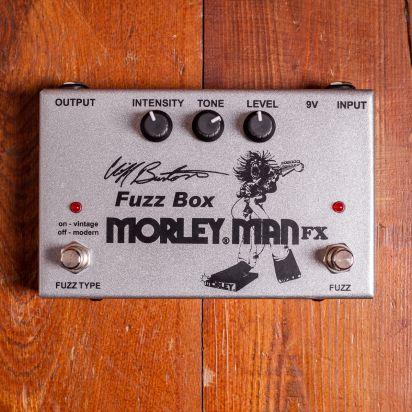 Morley Fuzz Box Cliff Burton