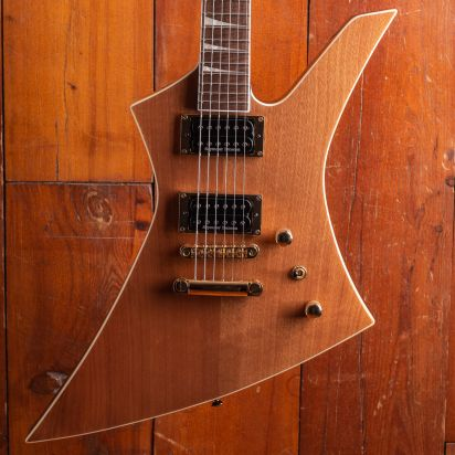 Jackson Kelly Natural mahogany