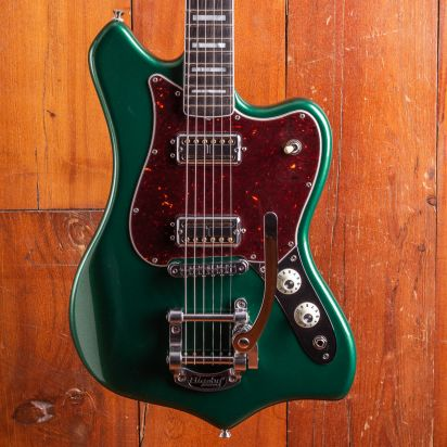 Fender Fender Maverick Dorado Cadillac Green