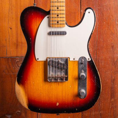 Fender CS 1958 Telecaster #TSB 2008