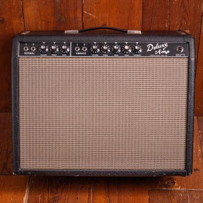 Fender 1964 Blackface Deluxe amp