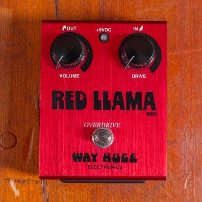 Way Huge Red Lama