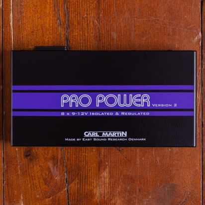 Carl Martin Propower V2 Power Supply