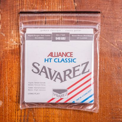 Savarez 540ARJ Alliance HT Classic Mixed Tension