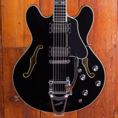 Eastman T486B Ebony Fingerboard Black