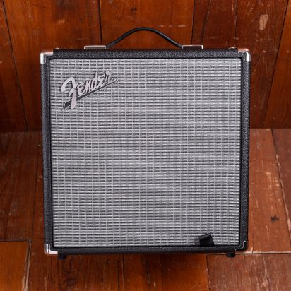 Fender Rumble 25 (V3), Black/Silver