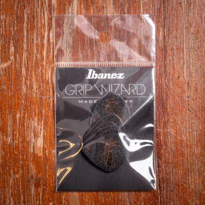 Ibanez Sand Plectrum Pack Heavy Black