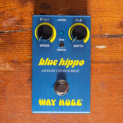 Way Huge Blue Hippo Mini