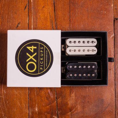 OX4 Pickups  LTD Edition Beano set pickups