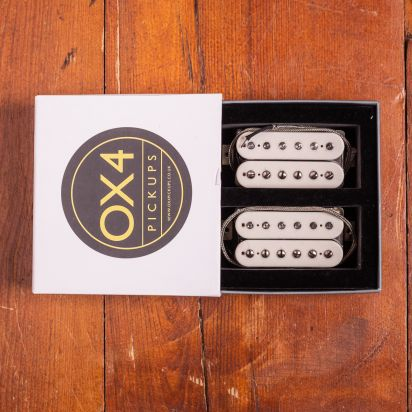 OX4 Pickups Rollin' Man LTD Humbucker Set