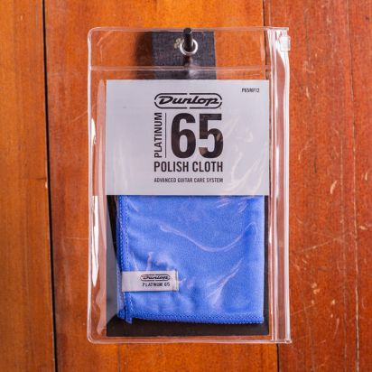 Dunlop P65MF12 Microfiber Polish Cloth