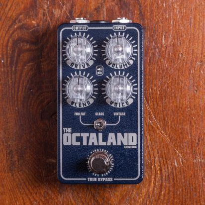 King Tone Guitar Mini Octaland Pedal