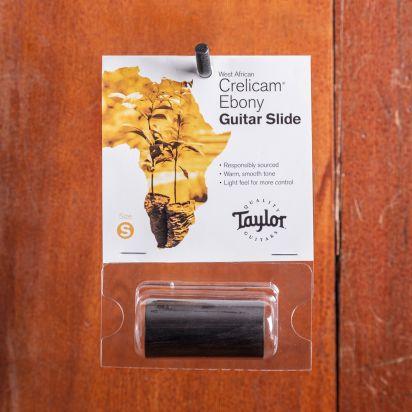 "Taylor Taylor Guitar Slide, Ebony, Small, 11/16"""