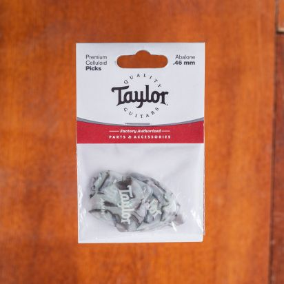Taylor Taylor Celluloid 351 Picks