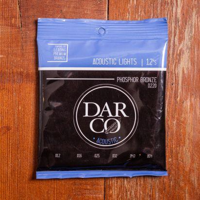 Darco D220 Phosphor Bronze 012-054
