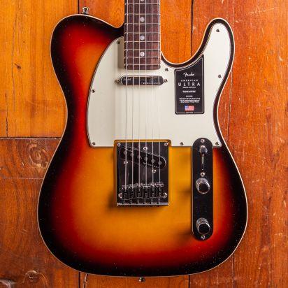 Fender Am Ultra Tele Rw Ultrbst