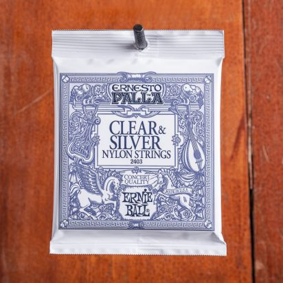 Ernie Ball Ernesto Palla Nylon Guitar Strings