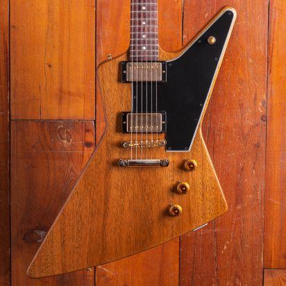 Gibson 1958 Mahogany Explorer Reissue VOS
