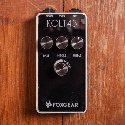 Foxgear KOLT45 GUITAR AMPLIFIER