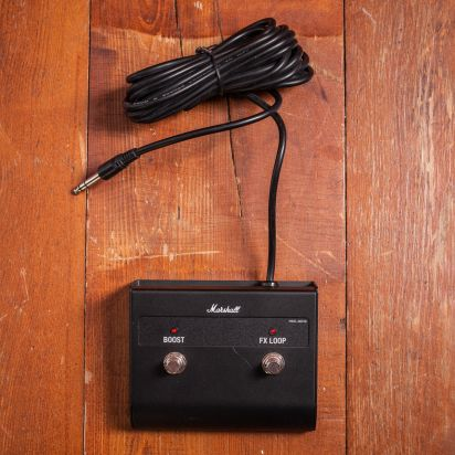 Marshall Footswitch 2-way with LED