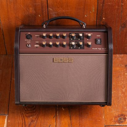 BOSS ACS Acoustic Singer Live LT 60W