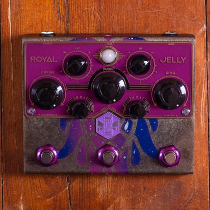 Beetronics Royal Jelly OD/Fuzz #954