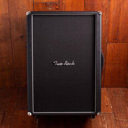 Two-Rock 2X12 Open Back Cabinet Black Bronco