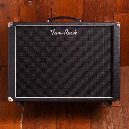 Two-Rock 1X12 Open Back Cabinet Black Bronco