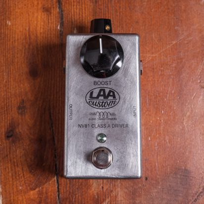 LAA Custom NV81 Buffer Booster