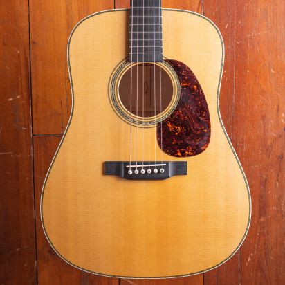 Martin Custom Shop D-30 Flamed Maple